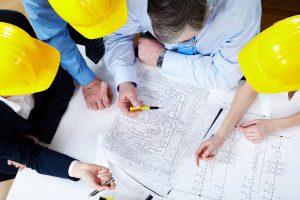 Генеральный подряд при строительстве зданий