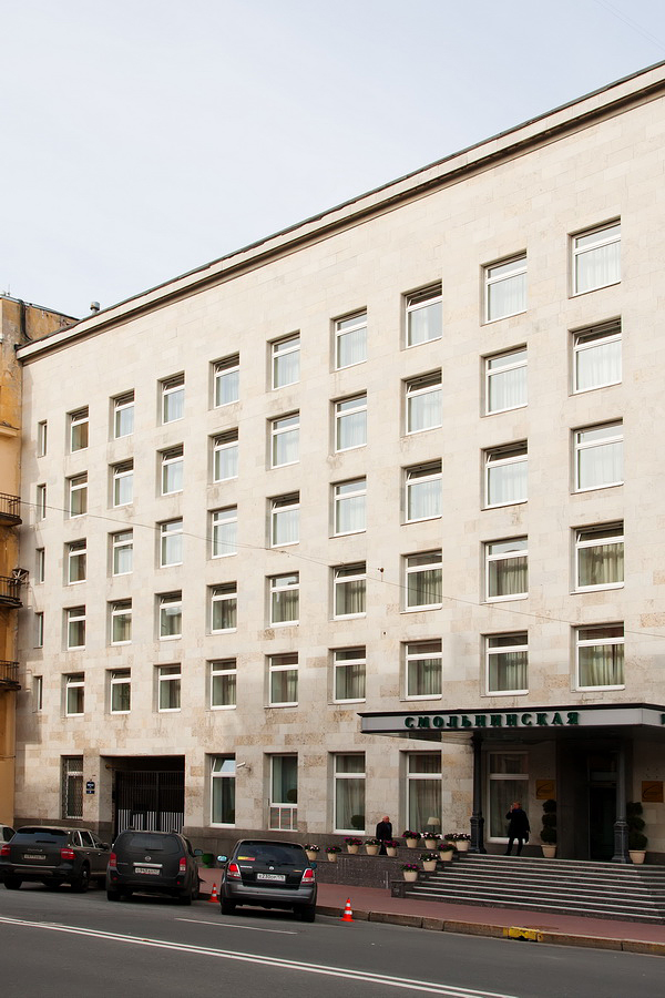 Гостиница «Смольнинская»_6