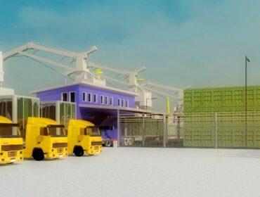 Морской порт автомобильный_2