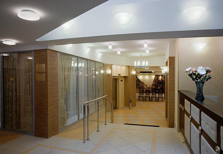 Гостиница «Кронвелл Инн»_2