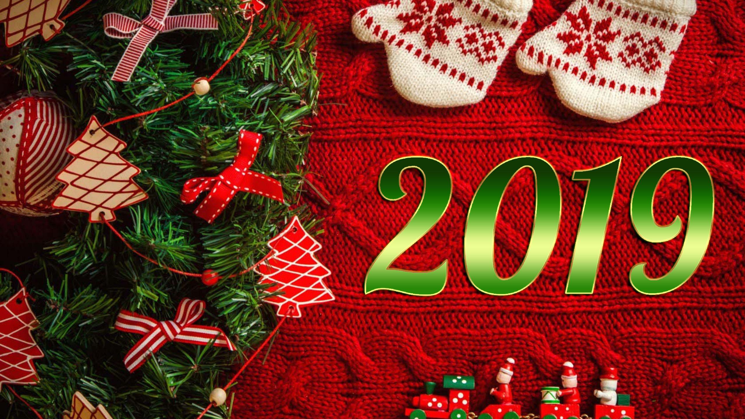 Большие картинки с новым годом 2019