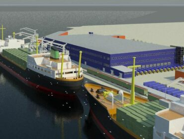 Морской порт автомобильный_1