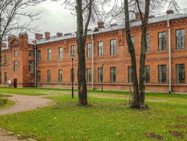 Выполнение работ по расширению и реконструкции научно-лечебного центра на ул. Красина